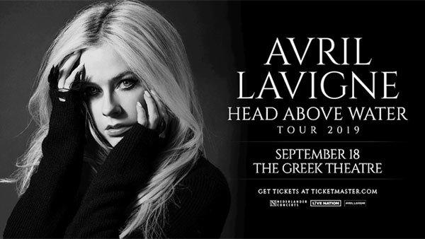 None - Avril Lavigne at Greek Theatre (9/18)