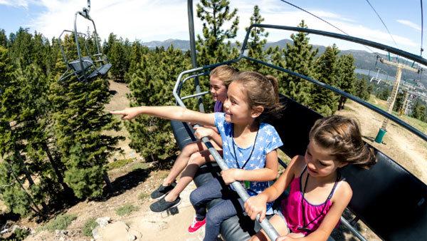 None - Big Bear Mountain Resort: Alpine Adventure Pack (4-pack)