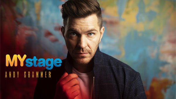 None - Andy Grammer MYstage (9/5) (PAIR)