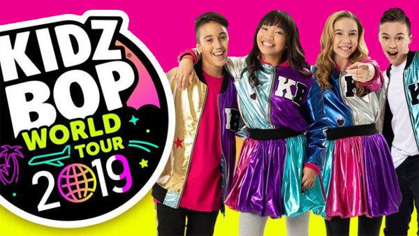 None - KIDZ BOP World Tour 2019 at The Wiltern (12/15) (4-pack)
