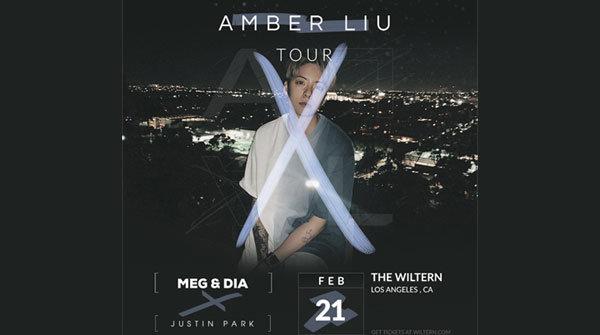 None - Amber Liu at The Wiltern (2/21/20)