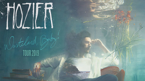 None - Win Upfront Tickets and Meet Hozier at The Greek (10/25)