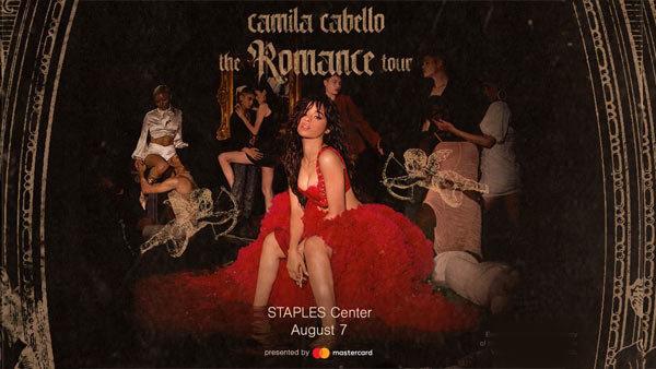 None - Camila Cabello at STAPLES Center (8/7)