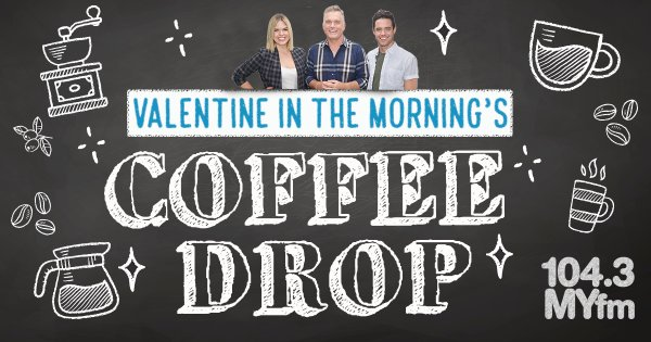 image for Valentine In The Morning's Coffee Drop