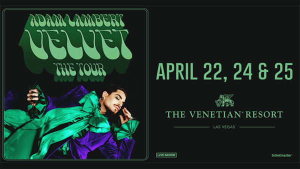 image for See Adam Lambert in Las Vegas (Hotel + Tickets + Gas Card)
