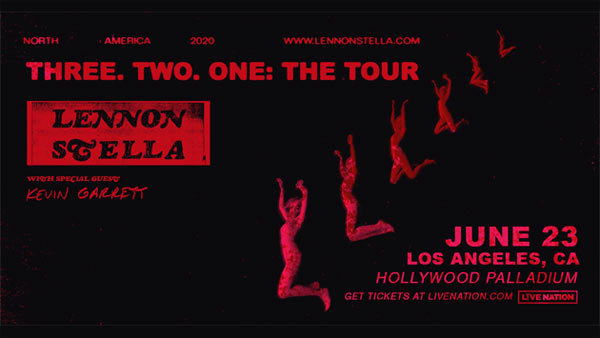 image for Win tickets to see Lennon Stella at the Hollywood Palladium (6/23)