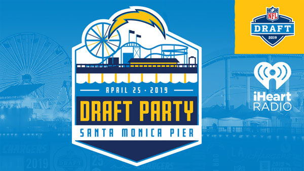None - 2019 LA CHARGERS ULTIMATE DRAFT DAY EXPERIENCE