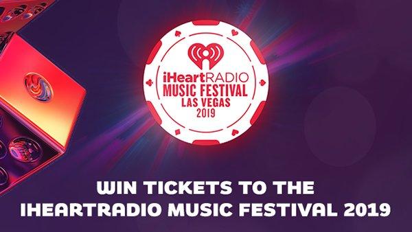 None - Win Tickets to the iHeartRadio Music Festival Las Vegas 2019