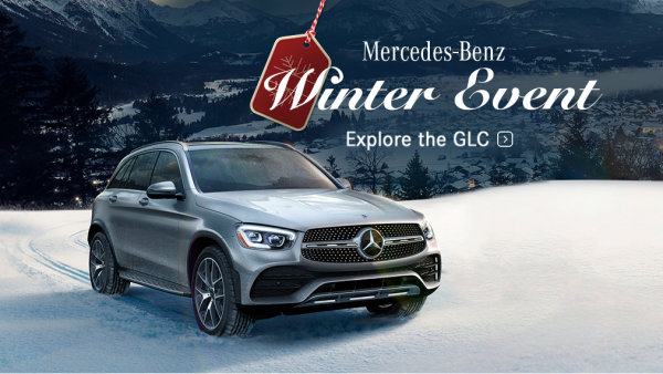 None - The Mercedes-Benz Winter Event