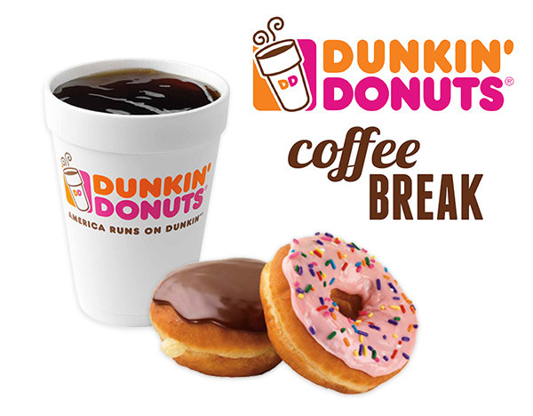 None - Dunkin Donuts Coffee Break