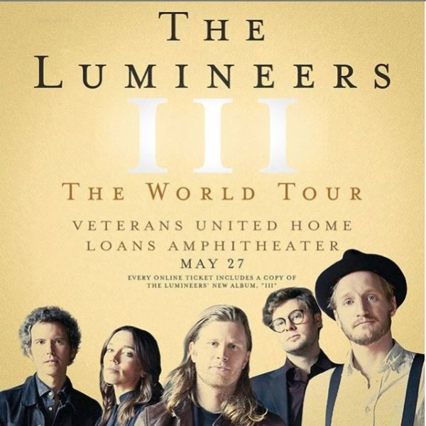 None - Win 2 Pit TIckets to See the Lumineers