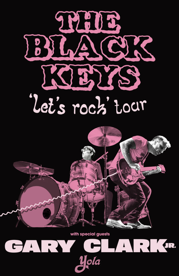 image for Win 2 Tix to see The Black Keys
