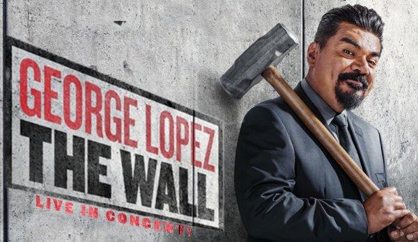 None -  George Lopez - 4/19 @ Keller Auditorium