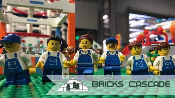 None -  Win free admission to Bricks Cascade at the Oregon Convention Center!