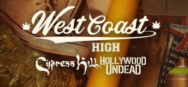 None -  JAM'N 107.5 & McMenamins Present West Coast High 2019 Featuring CYPRESS HILL and HOLLYWOOD UNDEAD - March 20th @ Crystal Ballroom