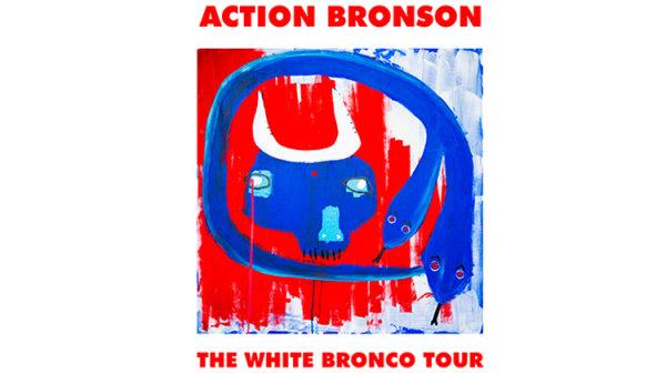 None -  STG & Dead Nation Pre$ents: Action Bronson - White Bronco Tour - March 9th @ Roseland