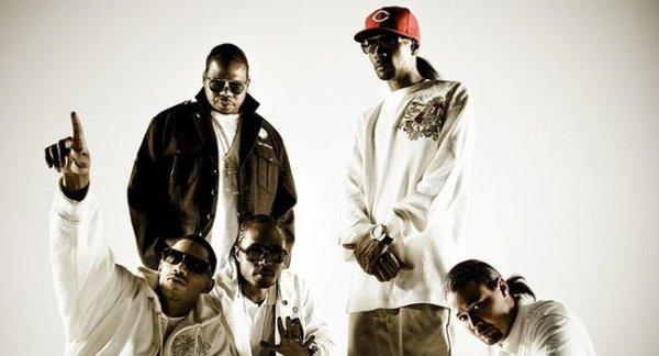 None -  Bone Thugs N Harmony - 2/23 @ Roseland Theater