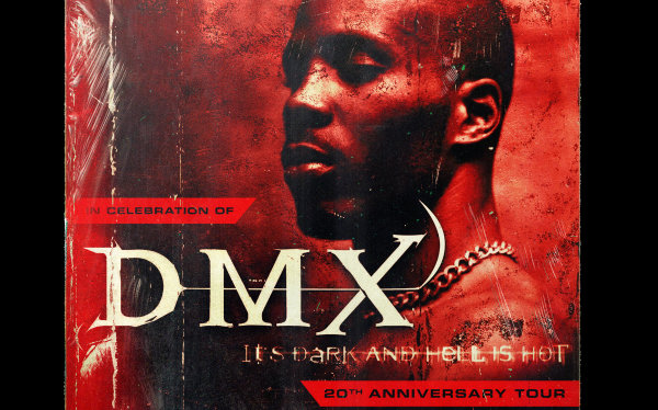 None - DMX - 4/23 @ Roseland Theater
