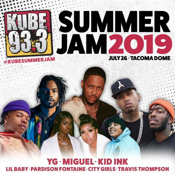 None -  SUMMER JAM - 7/26 @ Tacoma Dome