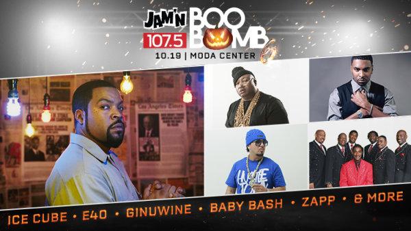 None - Boo Bomb 6 - 10/19 @ The Moda Center