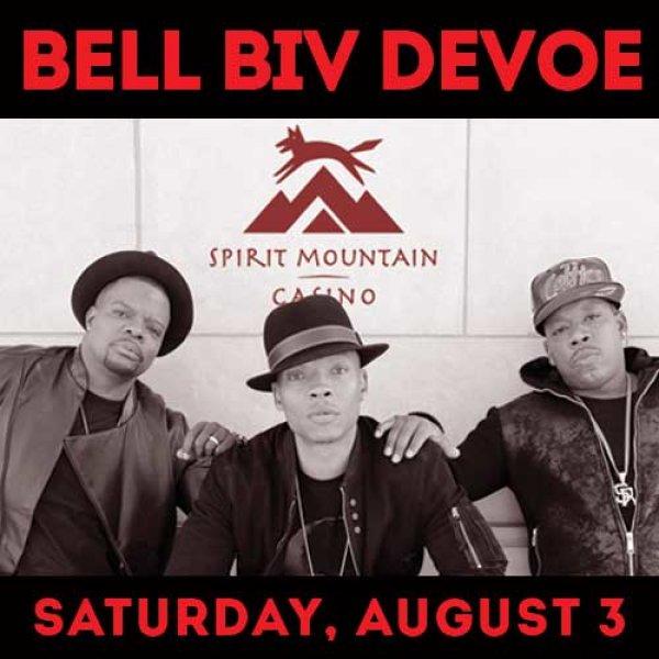 None -  Bell Biv Devoe - 8/3 @ Spirit Mountain Casino