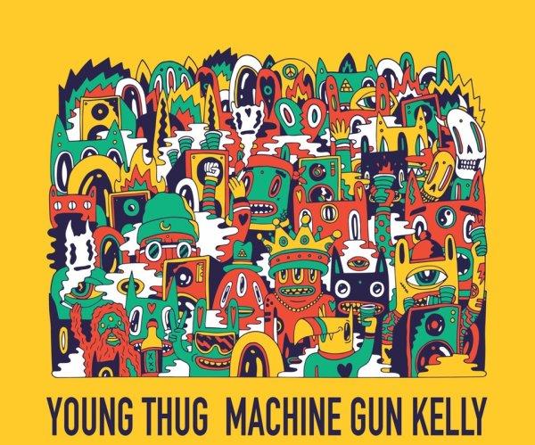 None - Young Thug & Machine Gun Kelly - 11/11 @ Moda Center