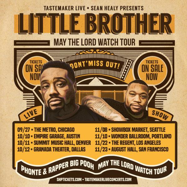 None - Little Brother - 11/10 @ Wonder Ballroom