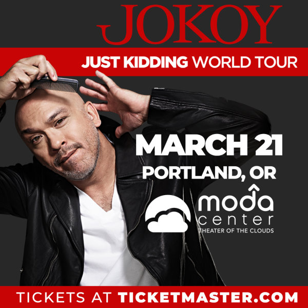 None - Jo Koy - 3/21 @ Theater of the Clouds