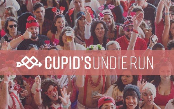 None - Cupid's Undie Run - 2/08 @ The Barrel Room