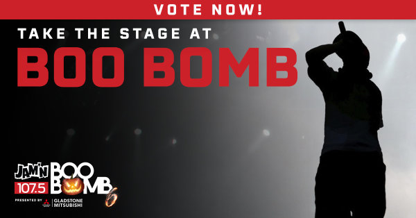 None - Who Will Take The Stage at Boo Bomb? Vote NOW!