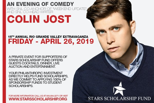 None - Nominate a First Responder or Military Service to see Colin Jost!