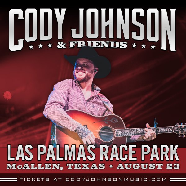 None - Cody Johnson & Friends August 23rd