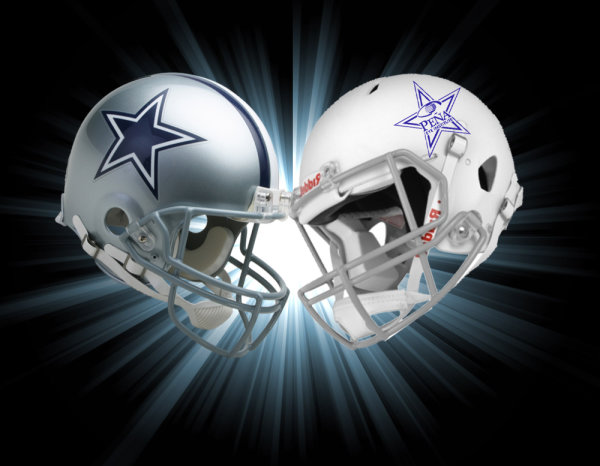 None - Be A Part of the DALLAS COWBOYS' Home Field Advantage Compliments of The Pena Eye Institute!