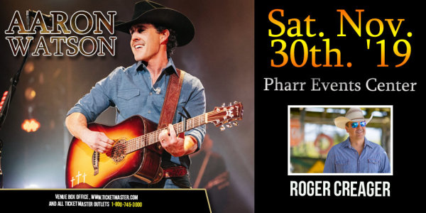 None - Register to win Aaron Watson Tickets!