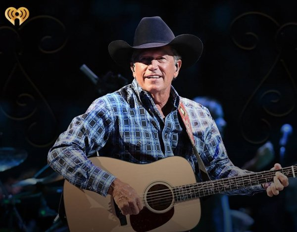 None - FM 100 KTEX wants to send you and a guest to see George Strait!