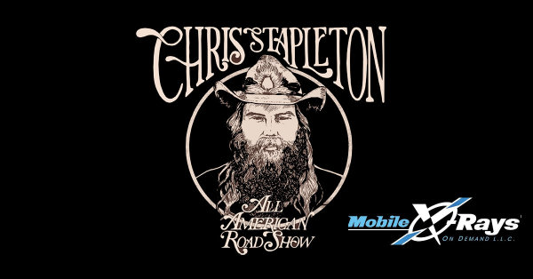 None - Chris Stapleton March 11th at the American Bank Center