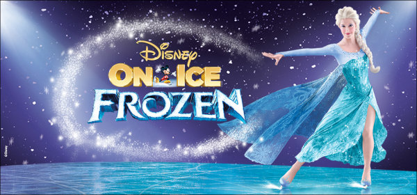 None - Win Tickets to Frozen On Ice!