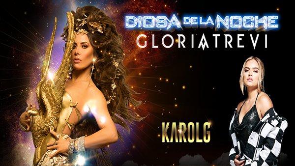None - Gloria Trevi Diosa De la Noche Tour