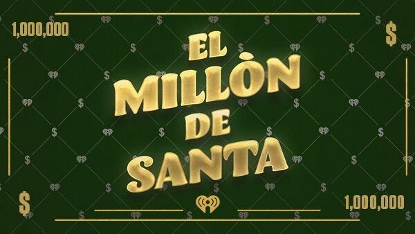 None - El Millon de Santa!