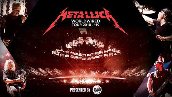 None - Metallica - Dec 5th @ The Moda Center