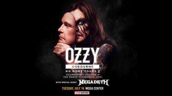 None - OZZY - 7/16/19 @ The Moda Center