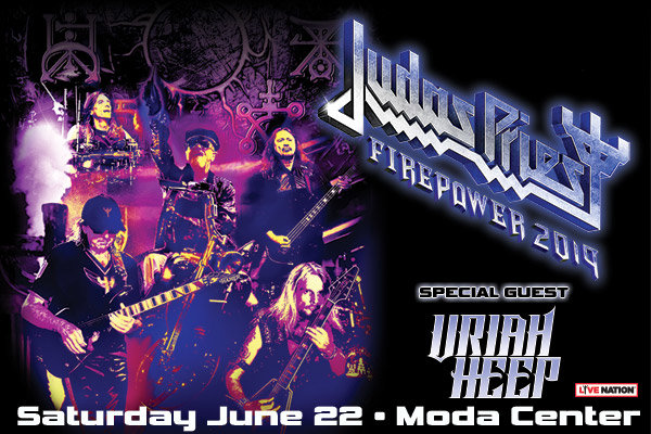 None -  Judas Priest - 6/22 @ Moda Center