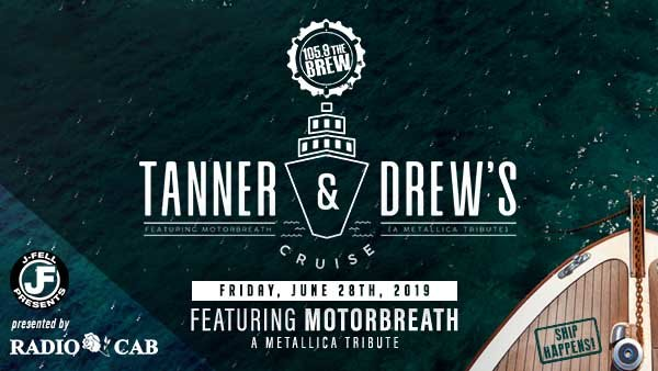 None -  Tanner & Drew's Cruise - 6/28 on Portland Spirit