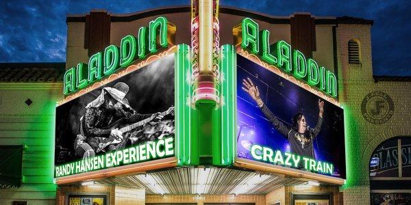 None - Randy Hansen [Jimi Hendrix] • Crazy Train [Ozzy] tributes – 2/15 @ Aladdin Theater