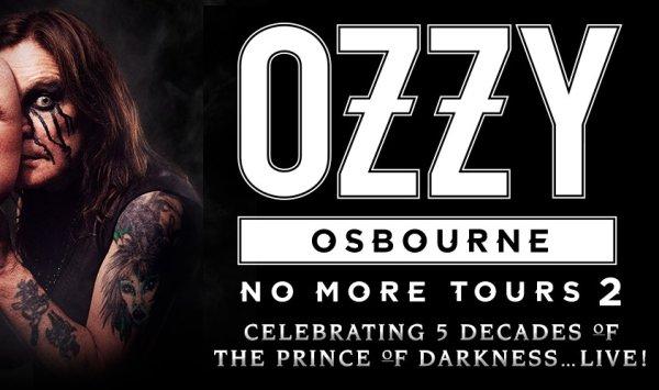 None - Ozzy Osbourne - 7/15 @ Moda Center