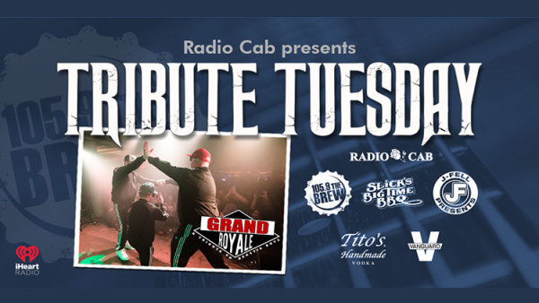 None -  Tribute Tuesday w/ Grand Royale (Beastie Boys) 11/5