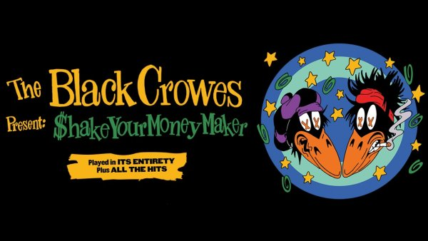 None - The Black Crowes - 9/5 @ Sunlight Supply Amphitheater