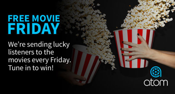 None - Free Movie Friday: Listen For The Keyword To Win