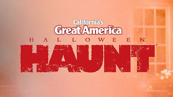 None - Great America's Halloween Haunt!