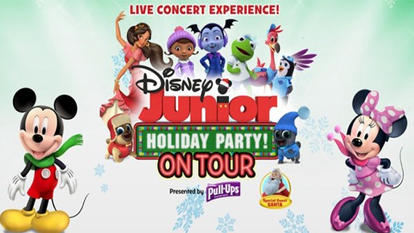 None - ¡Gana Boletos Para El Disney Junior Holiday Party!
